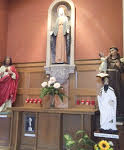 1 St Augustine feast day statueb