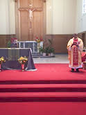 1 St. Augustine feast day 2017 Opening of Massb